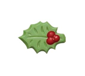 Holly leaf 3D